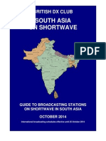 South Asia on Shortwave - Oct. 2014