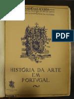 Aarão de Lacerda, História Da Arte Em Portugal, Vol. 1 (1942) [Bibliografia e Índice]
