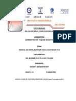 Oracle Manual