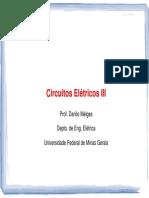 Circuitos Elétricos III. -Quadripolos