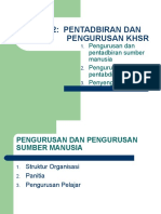 pp Pengurusan Bengkel KH