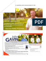 An Open Message to Mr. John Gavin, Candidate for Washoe County Commissioner District 5