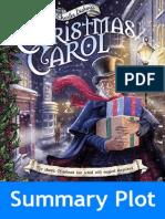 A Christmas Carol - Plot Summary