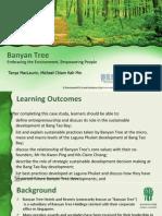 Banyan Tree Presentation