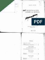 Hume David - Investigacion Sobre La Moral.pdf