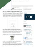 Adicionando Uma Página de Cadastro de Usuários (Hotspot) Em ASP