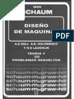 Diseño de Maquinas Schaum