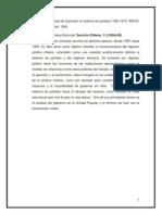 Moulian, Tomás – La Forja de Ilusiones El Sistema de Partidos 1932-1973. ARCIS-Flacso, Santiago, Chile, 1993.