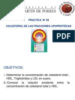 [Lab] Bioquímica - Lipoproteinas
