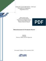 TRABALHO ESTRADAS - Dimensionamento Dos Pavimentos