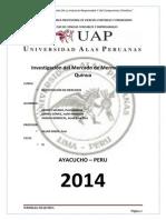 Investigacion de Mercados URGENTE