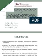 [Lab] Microbiología - DX Micológico