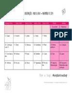 2014 - Calendário #Aophotoaday - Novembro