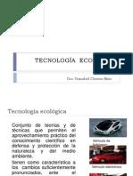 TECNOLOGÍA  ECOLÓGICA[1]