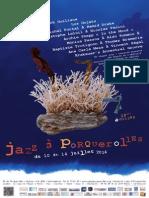 Jazz à Porquerolles 2015 - 2