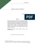 Biopolítica, Espacio y Estadística