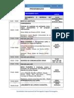 Simpósio Siple 2014 Programação Final
