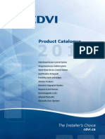 CDVI Catalogue Q4 2014 Web Eng