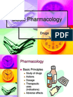 2011 Pharmacology Wk 1