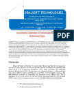 IEEE 2014 .NET DATA MINING PROJECT Incremental Detection of Inconsistencies in Distributed Data