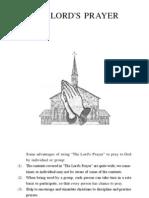lords prayer-e