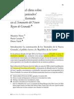 El Debate Sobre El Clima en El Semanario Del Nuevo Reyno de Granada