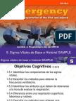 05 SIGNOS VITALES BASALES  E HISTORIAL SAMPLE.ppt