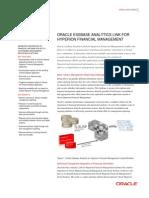 Essbase Analytics Link Datasheet 066142