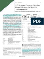 2014 IEEE a Half-Bridge LLC Resonant Converter Adopting