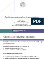 Cambios+curriculares+actuales