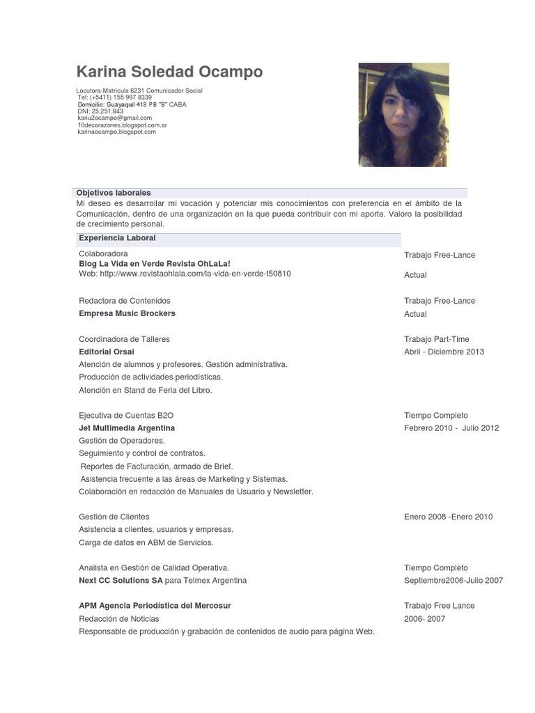 Karina Soledad Ocampo