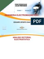 Ing Electromagnetica - Semana 01