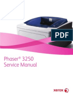 Phaser 3250 Service Manual 0106 2010