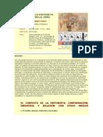 Contexto de La HISTORIETA Argentina del siglo XX