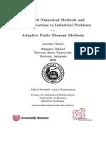 Advanced Numerical Methods