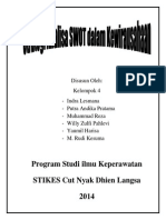 Cover Swot
