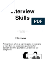 14. Interview Skills.ppt