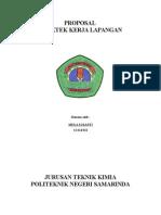 Proposal Mega Total e & p Indonesia