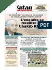 EL WATAN DU 27.10.2014