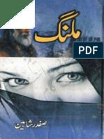 Malang by Safdar Shaheen