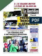 Le Quotidien Doran Du 27.10.2014