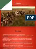 Doth Raki Presentation
