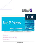 Alcatel-Lucent GSM Basic Part-1 PPT