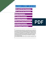 Description of IBSC (V6.20.200e) Radio Parameters_R1.0