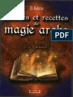 El Kahina - Recettes e Secrettes Du Magie Arabe