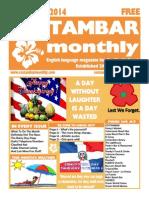 Costambar Monthly November 2014