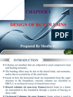 Chapter 1 Rc Column Design Slides