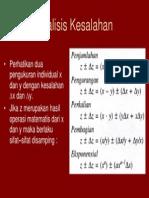 (2) Analisis Kesalahan.ppt