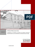 Caderno II Novo Processo Civil