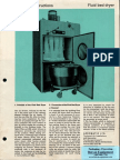 Aeromatic Ltd. Fluid Bed Dryer